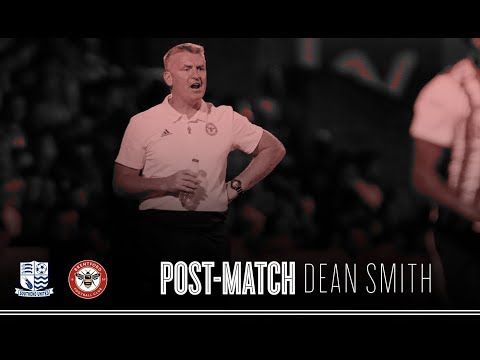 REACTION: Dean Smith Post Southend United