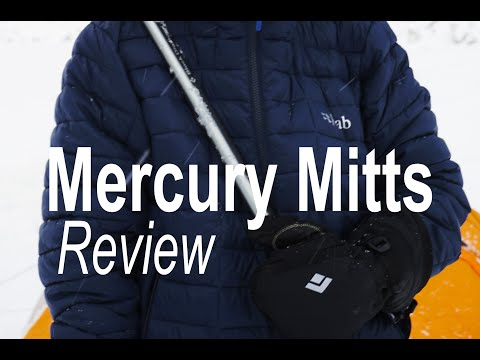 Black Diamond Mercury Mitts Review