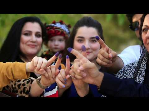 Kurdish independence a source of hope for people in region and world, Bread and Roses TV