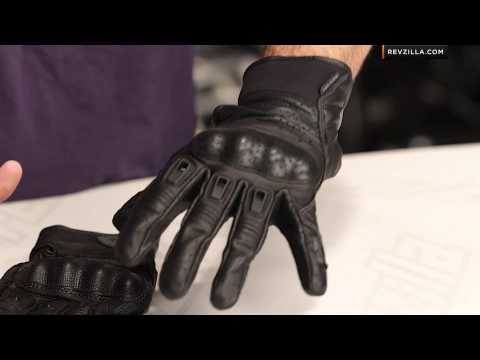 REV'IT! Bomber Gloves Review At RevZilla.com
