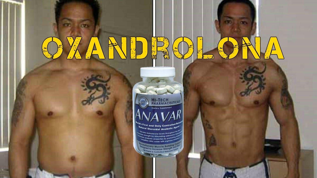 ciclo oxandrolona e stanozolol masculino