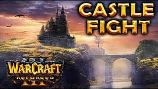 Warcraft 3 REFORGED | Castle Fight 2.0.39 #3