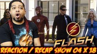 connectYoutube - The Flash Season 4 Episode 18 Reaction & Recap Show