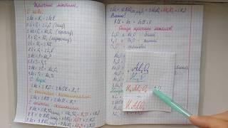 Урок химии 2  Оксиды и пероксиды щелочных металлов