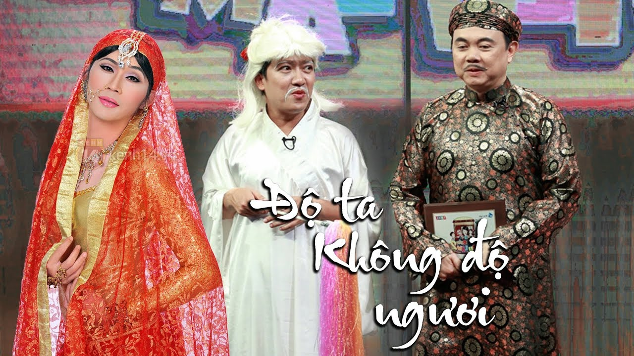 Hài Hoài Linh 2019 - ĐỘ TA KHÔNG ĐỘ NGƯƠI | Hoài Linh, Chí Tài, Trường Giang, Quách Ngọc Tuyên