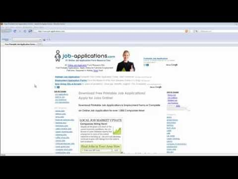 Sams Club Job Application Online - YouTube