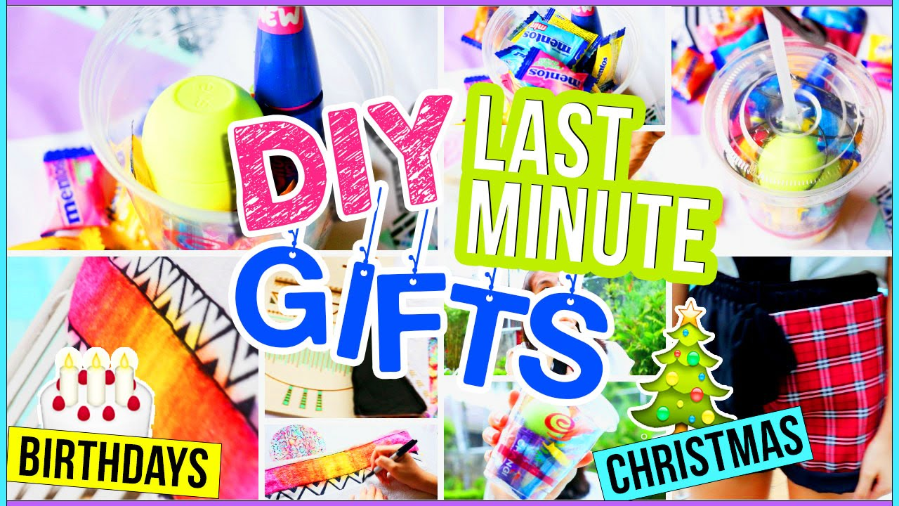 Diy Easy Tumblr Inspired Gift Ideas For Friends Christmas