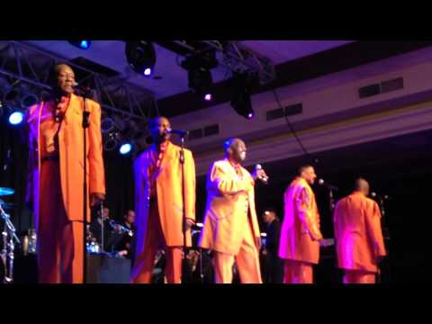 The Temptations-For Your Love LIVE