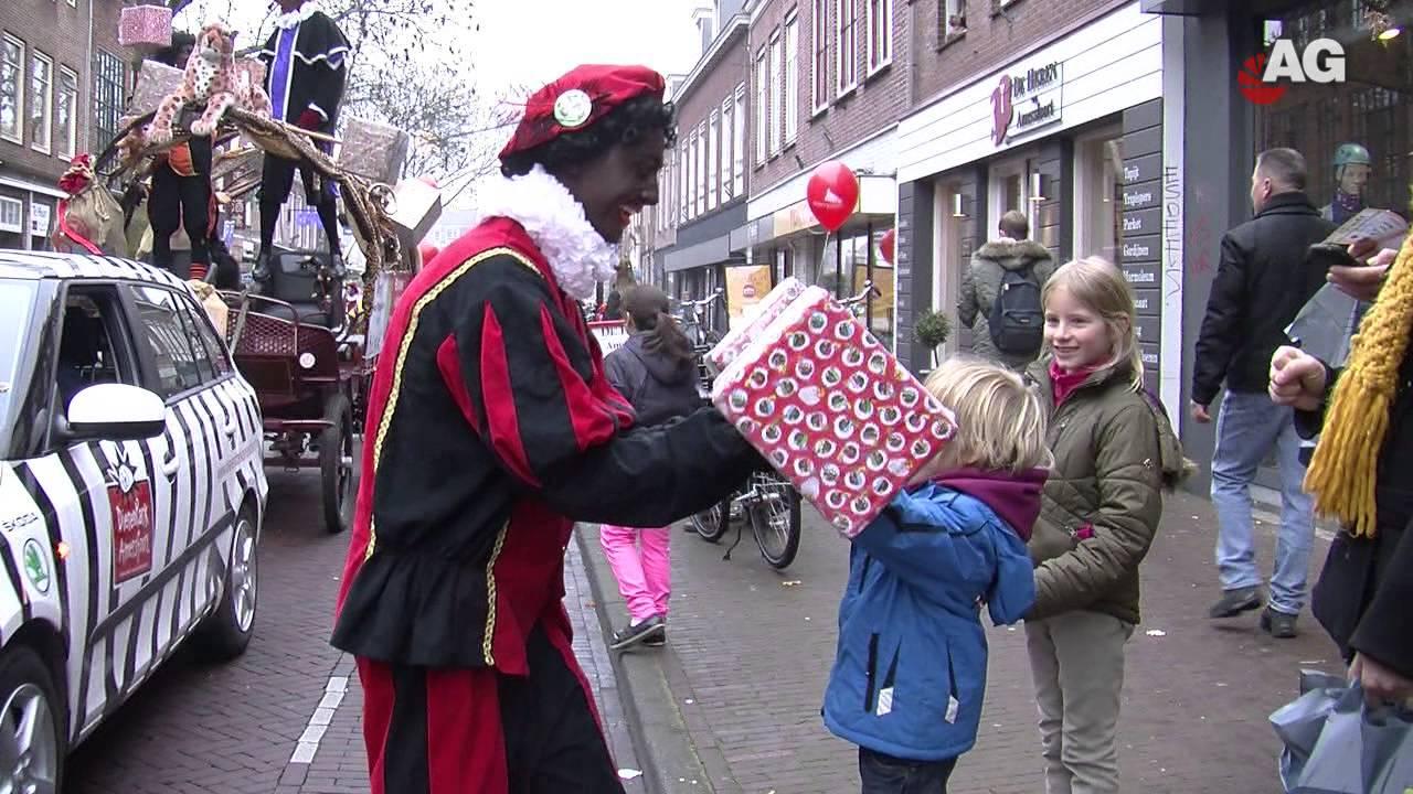 Sinterklaas 2016 Intocht Amersfoort Youtube