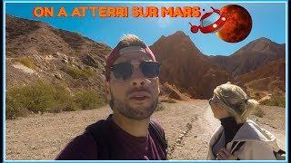 ON A ATERRI SUR MARS 🚀☄️