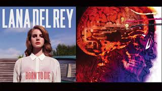 Lana Del Rey x Kid Cudi - Soundtrack 2 Die (Mixed Mashup)