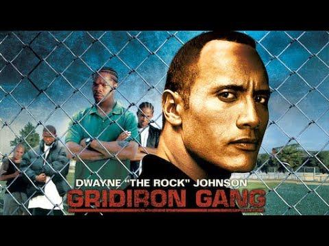 "Download GRIDIRON GANG Trailer (PG-13) 2006 ‧ Sport/Drama ‧ Dwayne "" The Rock"" Johnson"