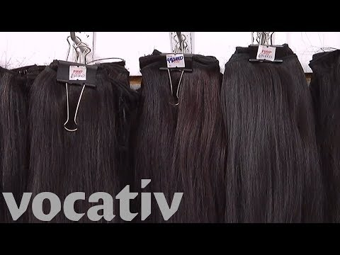 Women Are Selling Their Hair To Survive In Venezuela