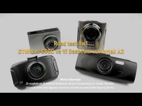 G1WH - G90C - Yi Dash Camera - Anytek A3