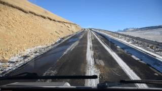 Дорога В Джилы-су 2 января 2015 г.(, 2015-01-03T17:22:00.000Z)
