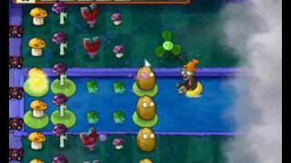 Walkthrough: Plants VS Zombies Level 4-9