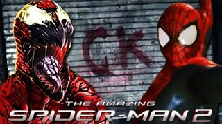 Carnage Is The Main Villain In The Amazing Spider-Man 2 Game?