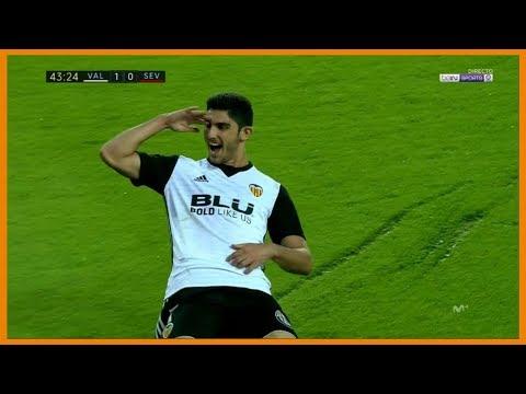Gonçalo Guedes VS Sevilla | (21/10/2017)