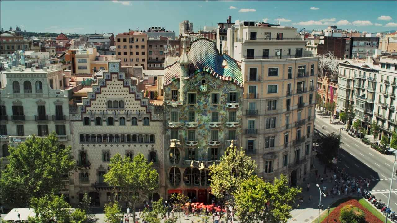 LOVE Casa Batll  YouTube