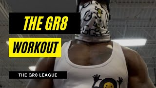 Bikoda Grate's   Gr8 Workout   LoEG   It's The League Of Extraordinary Gorillas