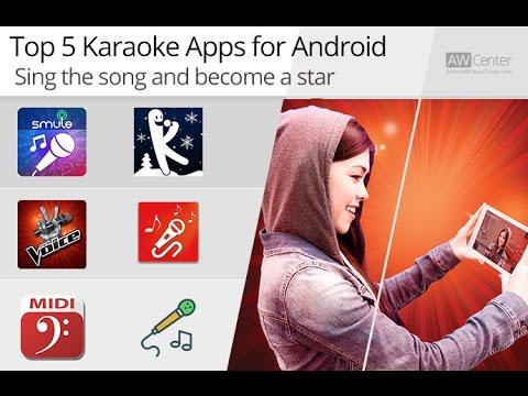 Top 4 Karaoke Apps