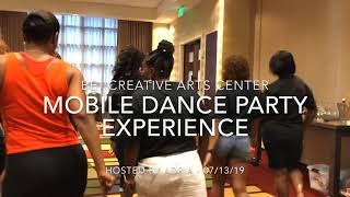 BCAC Mobile Dance Party Experience (You GO! Girl) - Adria