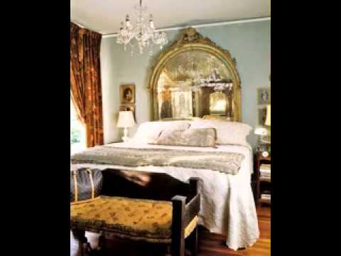 French style bedroom design decorating ideas youtube for 7p decoration