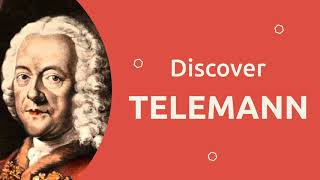 10 HOURS WITH TELEMANN - Classical baroque music for concentrating and working