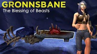 Harrison Jones - Gronnsbane: The Blessing of Beasts