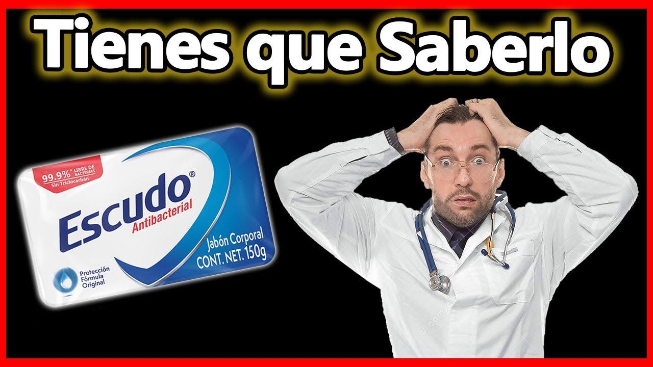 Lo que Ocultan los Médicos Sobre el Jabon Escudo, Entérate YA!!!!