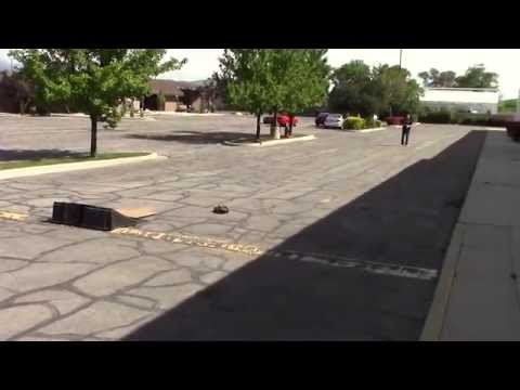 Dromida DT4.18 BL 30 Ft Jump Abuse Test