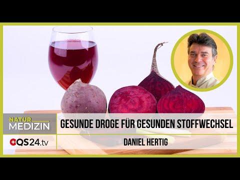 Gesunde Droge für gesunden Stoffwechsel | NaturMEDIZIN | QS24 26.07.2020