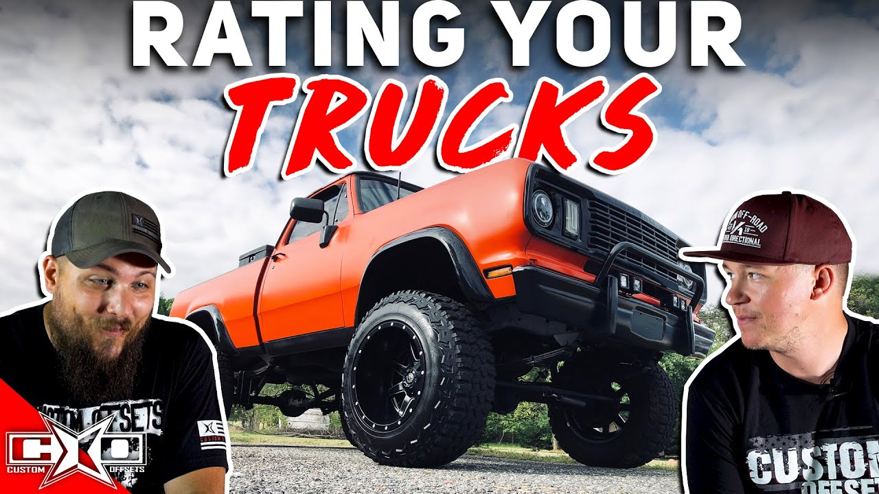 Rating your OBS Trucks! || From The Gallery