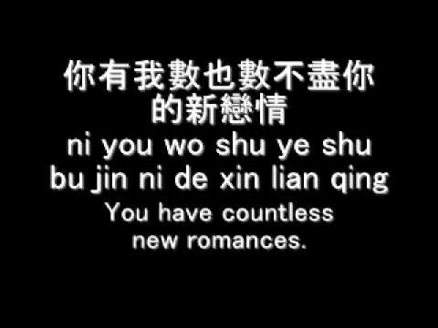 My best Mandarin songs