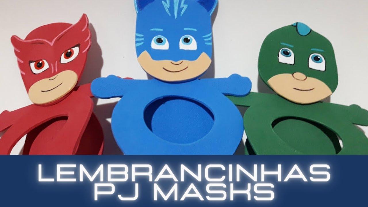 Lembrancinhas Pj Masks Youtube