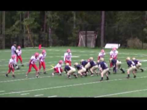 5th Grade Atlanta Colts 2009 Highlights