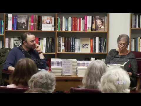 PATV Presents: Live from Prairie Lights with Vivian Gornick and Charles D'Ambrosio 5-6-15