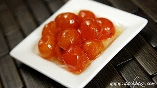 Kumquat Jam Recipe