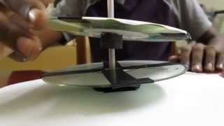 magnetic levitation - 8 th grade science project work
