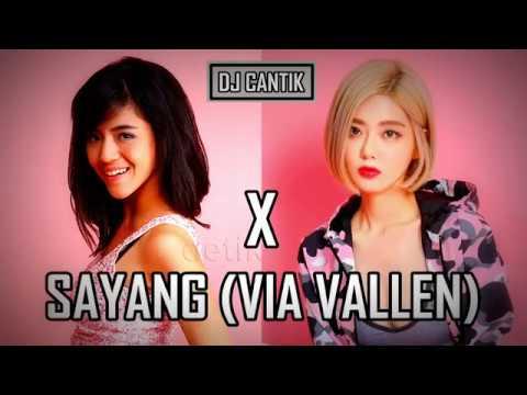 DJ Una vs DJ Soda Sayang Via Vallen Santai  2017