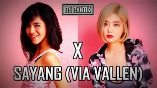Gambar cover DJ Una vs DJ Soda Sayang Via Vallen Santai  2017