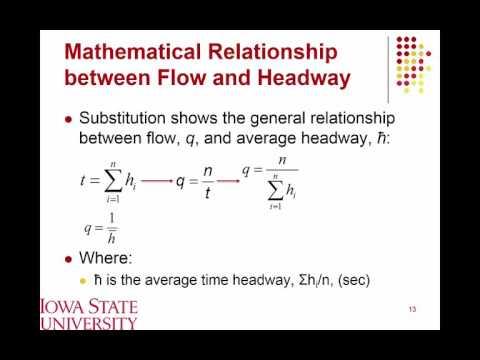 Lecture 05 Traffic Characteristics