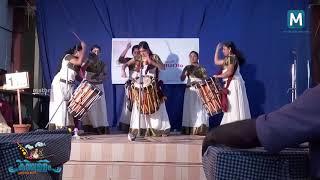 ഹയർസെക്കൻഡറി വിഭാഗത്തിൽ പെൺകുട്ടികൾ അവതരിപ്പിച്ച തായമ്പക | Thayambaka