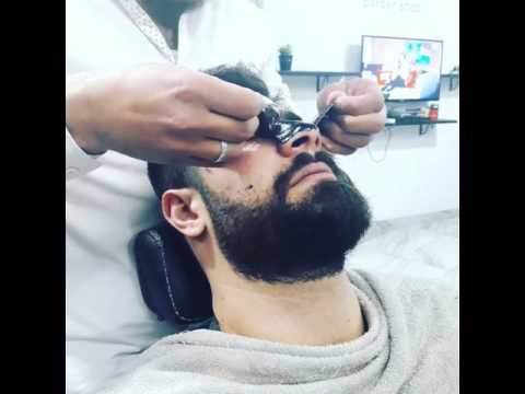 BOB barber shop...   Black mask # blackheads