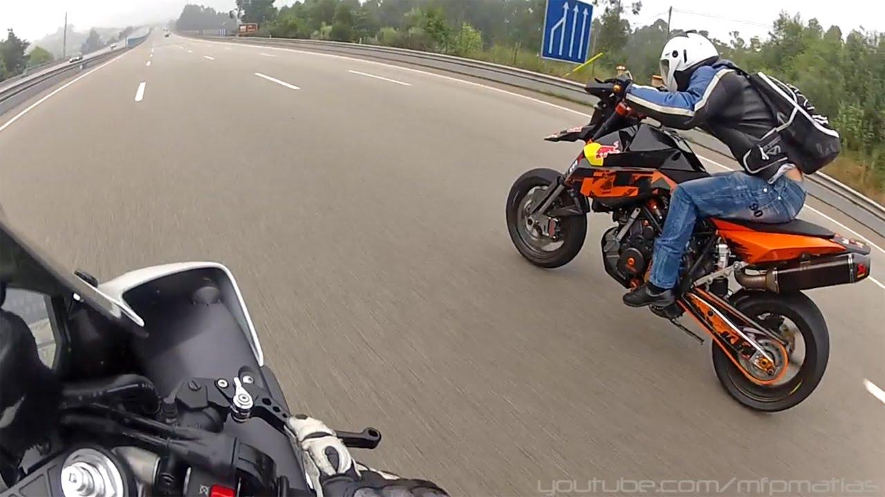 ktm sm prototype (rc8r) - extreme riding (wheelies, top speed