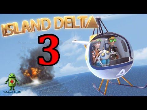 ISLAND DELTA iOS Gameplay Walkthrough (iPhone/iPad) - #3