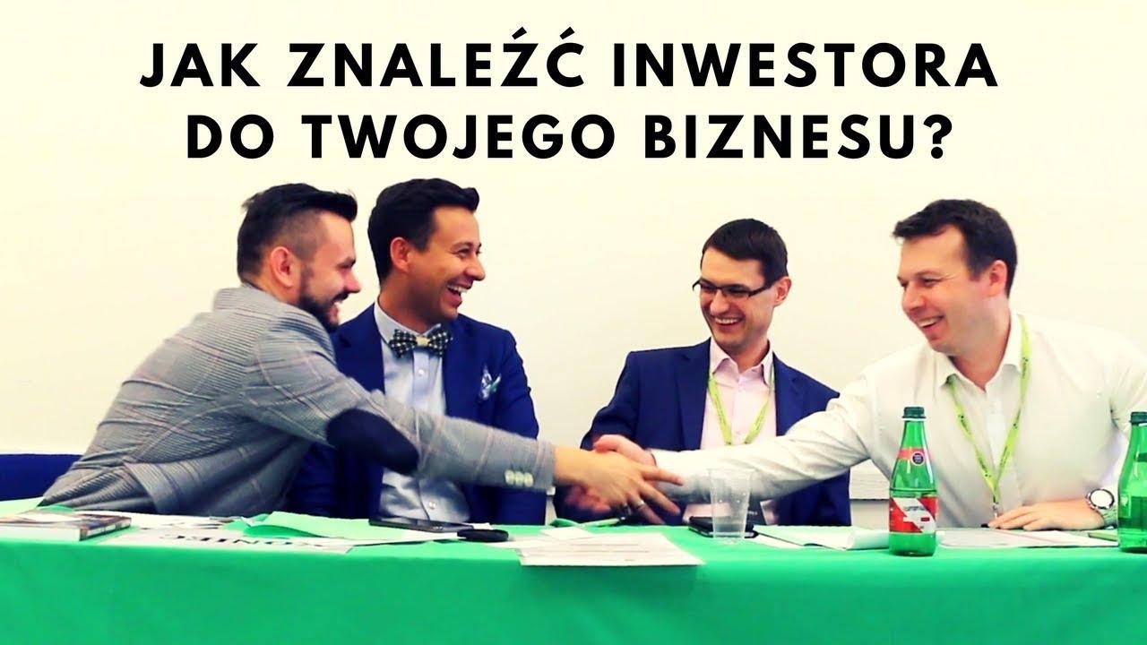 Jak znaleźć inwestora do Twojego projektu?