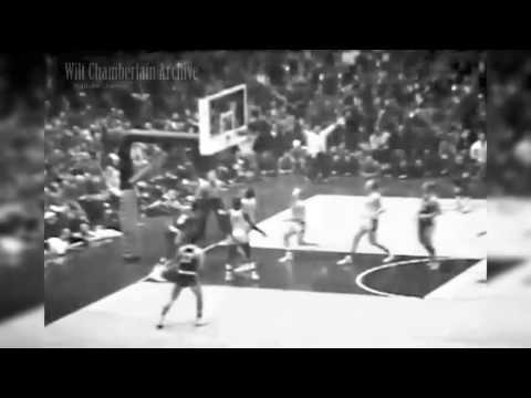 Bill Russell - Basketball - National Championship (Double Triple Double)