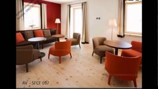 Thiết kế, sản xuất bàn ghế sofa Cafe theo yêu cầu