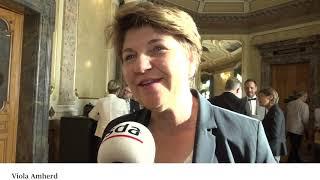 CVP-Nationalrätin Viola Amherd steigt ins Rennen